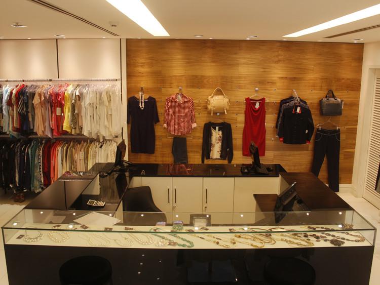 Conhecido Arquitetura para lojas de roupas femininas. Veja fotos! OA19
