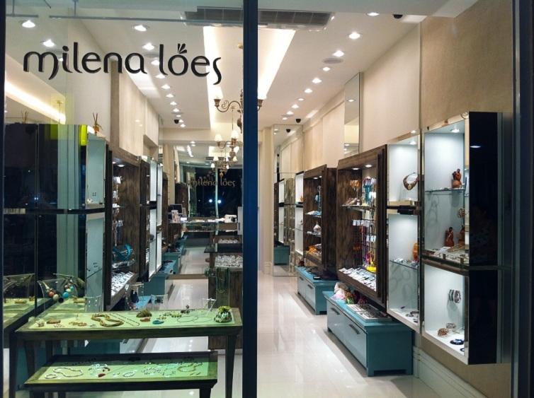 Arquitetura Comercial | Milena Lóes