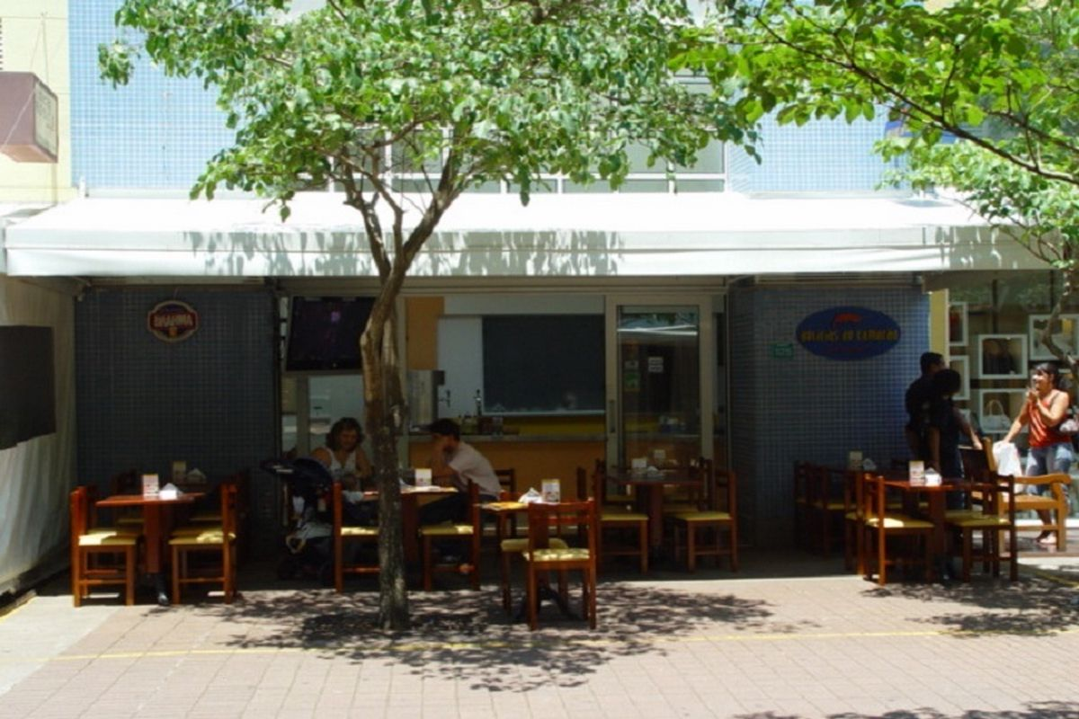 Arquitetura Comercial | Restaurante Delícias de Camarão