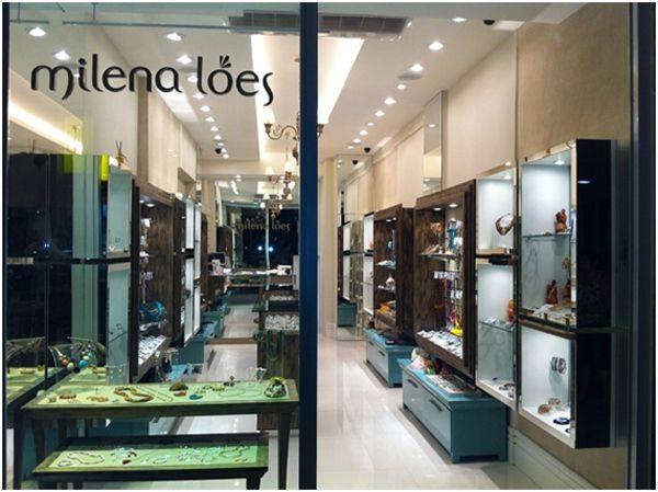 Projeto Milena Lóes - Arquitetura comercial para lojas de acessórios