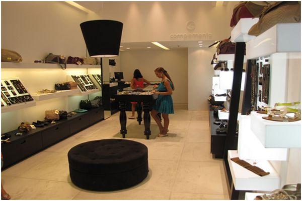 Loja Complemento - Arquitetura comercial para lojas de acessórios