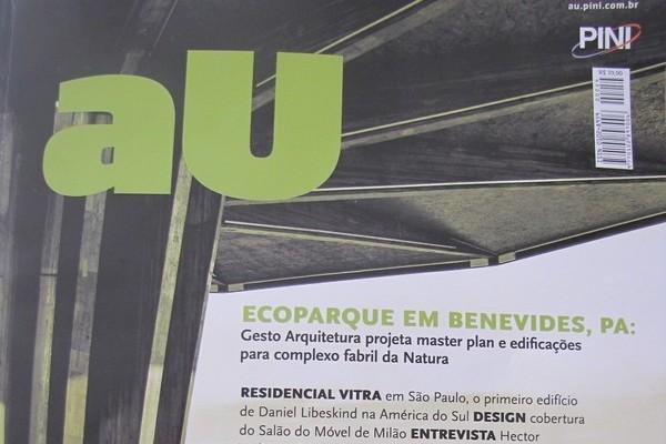 Arquiteta Marina Debasa é destaque na revista AU