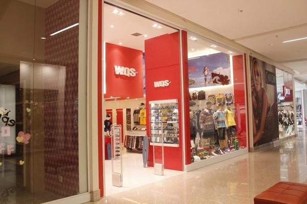 Arquitetura para lojas de shopping