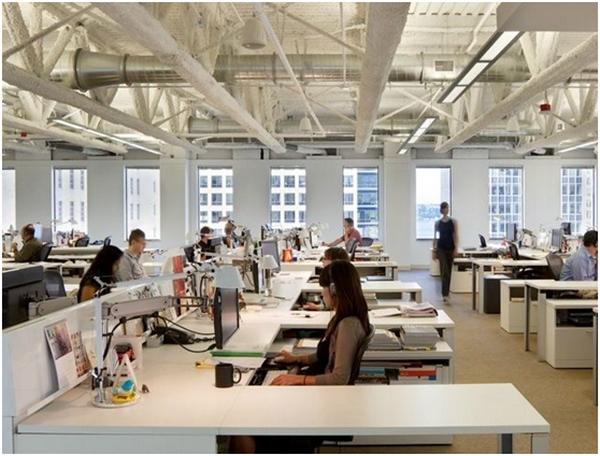 Móveis para escritório - Móveis ergonômicos