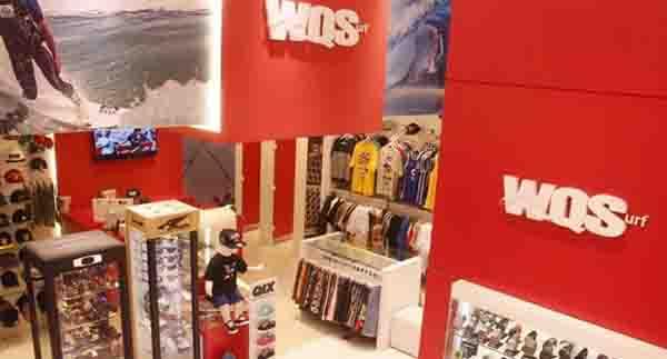 Setorização loja WQS