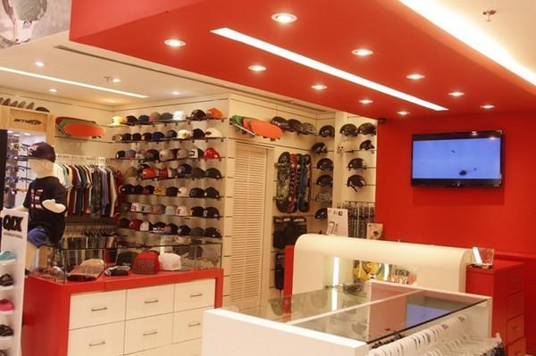 Arquitetura Comercial Loja de Shopping