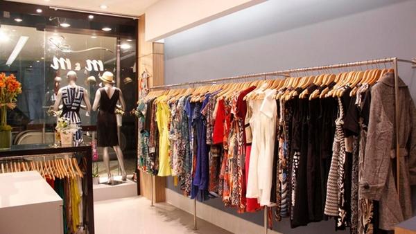 Arquitetura comercial loja de roupas