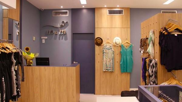 Madeira na loja M&M
