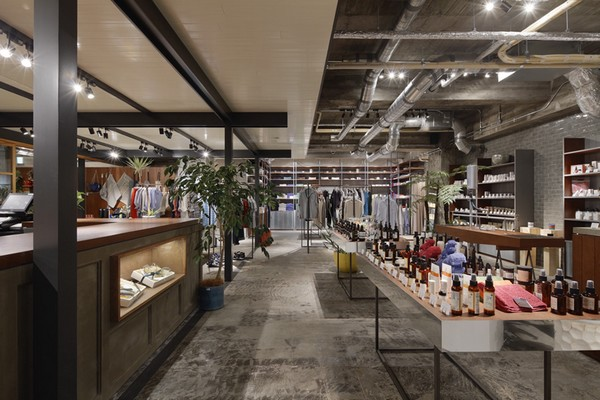 Projetos de arquitetura para lojas