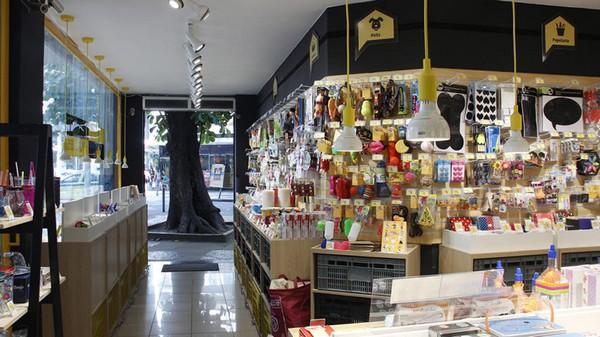 Arquitetura para lojas