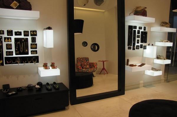Como misturar clássico com moderno em lojas