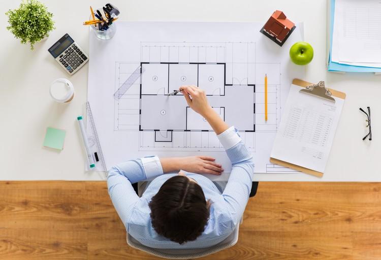 Só comece a obra quando tiver um projeto pronto
